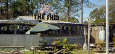 Ocean Springs, MS   The Shed for BBQ