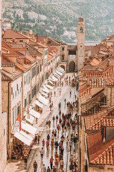 11 Of The Best Things To Do In Dubrovnik - Hand Luggage Only - Travel, Food & Ph. Places Around The World, The Places Youll Go, Places To See, Around The Worlds, Places To Travel, Travel Destinations, Travel Tips, Travel Advisor, Vacation Places