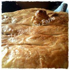 #foodie #foodgasm #myrecipe #ricette #torta #salata #carciofi #patate #foodstagram #foodstagram