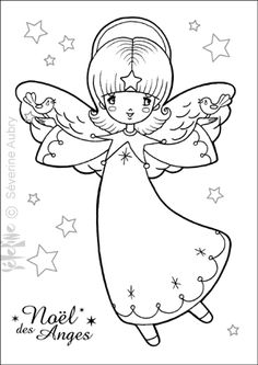 Xmas Drawing, Angel Drawing, Christmas Drawing, Cat Coloring Page, Colouring Pages, Coloring Books, Christmas Colors, Christmas Art, Christmas Activities For Kids