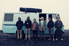 If you go to Iceland - find these boys. Just look for their bus.