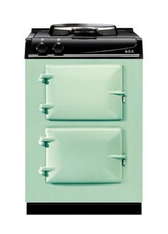 The AGA 60 delivers all of the personality and kitchen credentials you'd expect from this iconic British brand in a colourful, compact package that's ideal for a city pad.