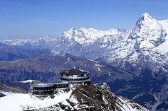 Piz Gloria – Mürren, Szwajcaria