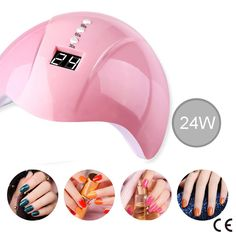 (Advertisement) Nail Dryer UV LED Lamp Light For Nails Gel Electric Manicure Machine Timer Tool Nail Polish Dryer, Nail Dryer, Gel Polish, Dry Nails, Uv Gel Nails, Uv Gel Extensions, Lampe Uv, Uv Nail Lamp, Costumes
