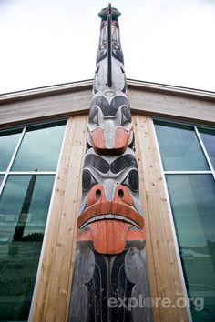 Totem Pole, Haida