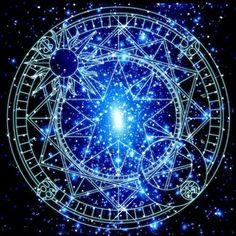 Chispa Santa de Luz - Geometría Sagrada