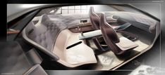 2019 Infiniti QX Inspiration Concept - HD Pictures, Videos, Specs & Information - Dailyrevs Car Interior Sketch, Car Interior Design, Interior Rendering, Infiniti Vehicles, Mid Size Suv, Japanese Architecture, Kintsugi, Rear Seat, Electric Cars