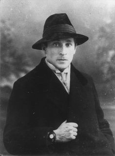 Marc Chagall, Moscow, 1920