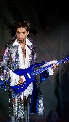 Prince portraits by Steve Parke