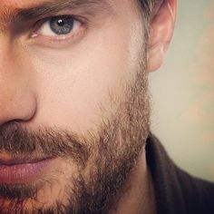 Jamie Dornan eyes / Christian Grey/ Fifty Shades Of Grey