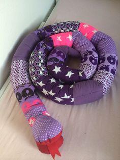 PatchRie sengerands slange