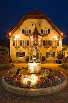 St. Gilgen en Austria.