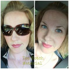 """Top Notch Material: Mary Kay Project Runway"""" Berry Lips & Cheeks"""