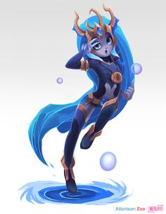 Image result for zoe fan skin concepts