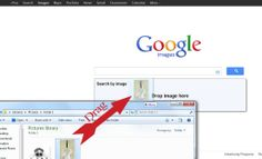 Google Bildersuche (oder: How to Find the Original Source of an Image on Pinterest)