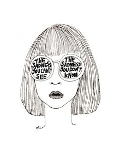 etcetera-drawings:  the things we hide, the whispers we share.
