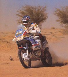 Edi Orioli; Honda NXR 780, Dakar 1988
