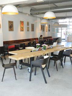 CoffeeYou, de coffeebar in het centrum van Eindhoven