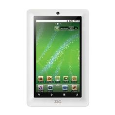 Black Friday 2014 Creative ZiiO 8 GB Android Wireless Entertainment Tablet (White) from Creative Labs Cyber Monday Computer Internet, Computer Technology, Technology Gadgets, Tablet Computer, Wireless Speaker System, Tablet Reviews, Computers For Sale, Creative Labs, Creative Products