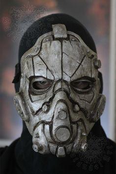 Assault mask by SatanaelArt on Etsy, $130.00