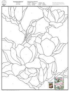 Free Patterns of Hummingbirds | Hummingbird pattern