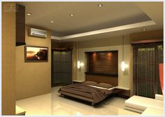 Nice tips Simple Bedroom Lighting Design