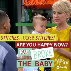 Oh no.... | Baby Daddy Quotes