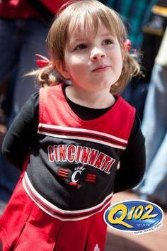Cincinnati Reds Opening Day Pictures!