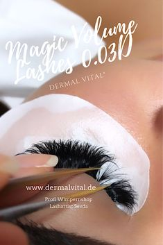 Magic Volume Lashes für Profis Magic Volume Lashes are the novelty in the eyelash world. Super soft, without gluing All Natural Makeup, Organic Makeup, Organic Beauty, Natural Cosmetics, Makeup Cosmetics, Minecraft Wiki, Eyelash Studio, Eyeliner, Hair And Beauty