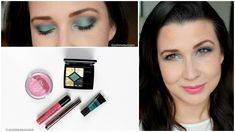 Makeup │Spring Look in Emerald green and Pink [Monday Shadow Challenge] / Polished Polyglot Green Eyeshadow Look, Green Eyeliner, Green Smokey Eye, Best Eyeliner, Makeup For Green Eyes, No Eyeliner Makeup, Makeup Kiko, Makeup Geek, Spring Look