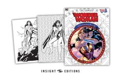 In honour of #WonderWoman's 75th anniversary in 2016, Insight Editions has released an adult coloring book devoted to everyone's favorite demigoddess from Paradise Island.