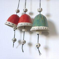 Image of Clochettes rouge / vert