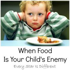 Every Star Is Different: When Food is Your Child's Enemy (Learn & Play Link Up)