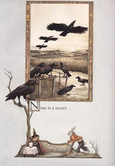 Heidi Holder. Crows
