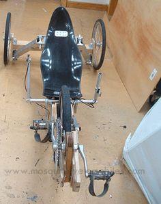 Granabike : Autoconstructores y tunning bicicletas reclinadas 19