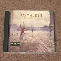 Faithless: Outrospective (CD, Music, Dance, Electronica, Trance, 2001, Arista) #Trance