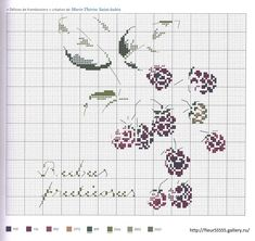 """""""Delices de framboisiers"""" by Marie-Therese Saint-Aubin from 'Agenda 2012: Gourmandises'"""