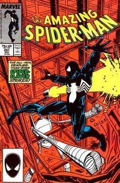 The Amazing Spider-Man #291 - August 1987