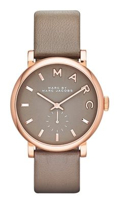 Marc by Marc Jacobs Baker horloge MBM1266 - Horloges.be