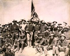 Theodore Roosevelt's Rough Riders - Google Search Bigfoot Stories, Rough Riders, Bizarre Stories, Shenandoah Valley, Theodore Roosevelt, Museum, Canvas, Gallery, Prints