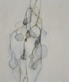 Myong Stebbins   Marrow   oil on canvas