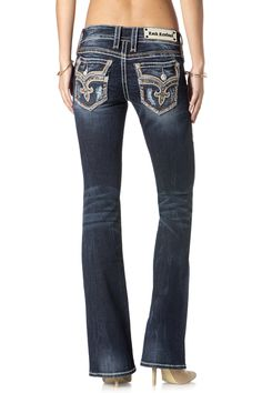 75c0088c397539 The Grapevine - Rock Revival ~ TIBBIE B2 ~ Boot Cut, $164.00 (http: · Cut  JeansWomen's ...