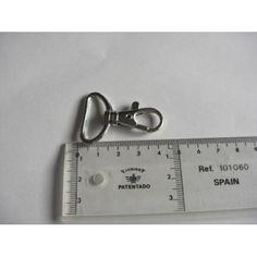 Mosquetão 4 cm