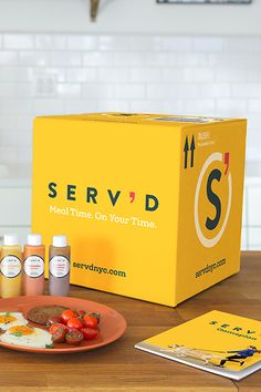 Pick and Plan Your Meals for Your Taste | We deliver delicious, affordable, perfectly portioned meals right to all five boroughs. Our subscription plans are flexible and designed to fit a New York City lifestyle. Choose the meals you want on a schedule that works for you— delivered every 1 or 2 weeks. See more at servednyc.com @servednyc