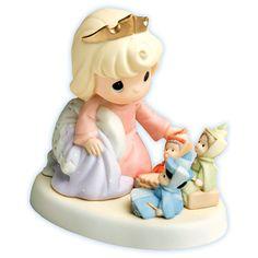 Cutest things ever!!! #preciousmoments <3 Disney.