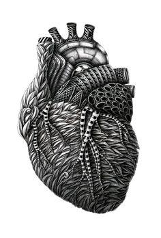 » Espectaculares Ilustraciones Detalladas por Alex Konahin