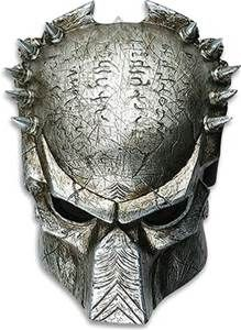 Mask from the movie Predator.Has a laser pointer on side of mask just like actual predator weapon.Good quality mask just in time for Halloween. Predator Mask, Predator Alien, Warrior Movie, Airsoft Mask, Half Face Mask, Erotic Art, Lion Sculpture, Geek Stuff, Stuff To Buy