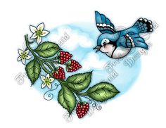 Fred, She Said Designs .... The Store: Flying Bird Series