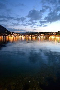 lugano, switzerland. study abroad could not come any slower