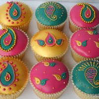 indian cupcakes - Google Search